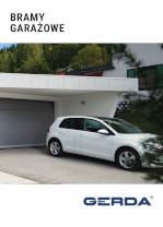 Zobacz Bramy garazowe GERDA