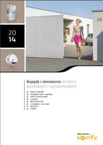 Zobacz katalog somfy autoamtyka bramy garazowe_2014