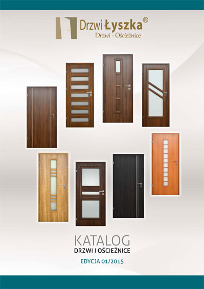 Zobacz katalog drzwi ŁYSZKA